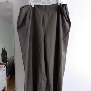 "Coldwater Creek ""Holly"" Pant, Size 20"